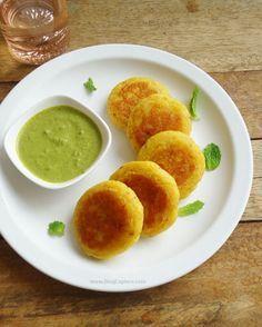 Aloo Tikki | Potato Tikki Recipe on Yummly