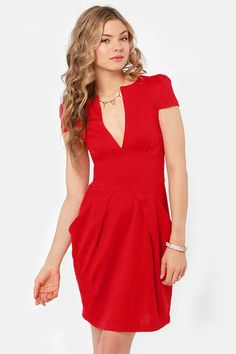 $68.00 With a low banded bra this would be a fun dress to have for going out with my boyfriend.