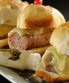 Hot Dog Caipira
