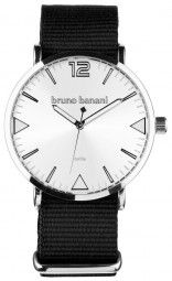 Bruno Banani Cool Color Edition Uhr BR30063 - schwarz/silber