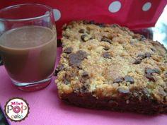 Brookies : brownie + cookie !