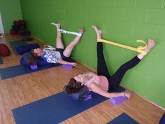 Restorative Yoga..one of my Fav styles!                                                                                                                                                      More