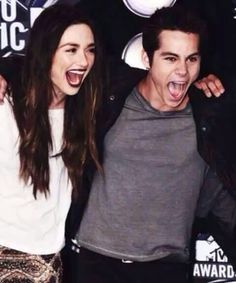 Crystal and Dylan ❤ shared by 𝑴𝒐𝒐𝒏 𝒄𝒉𝒊𝒍𝒅 Teen Wolf Mtv, Teen Wolf Funny, Teen Wolf Boys, Teen Wolf Cast, Dylan O'brien Maze Runner, Dylan Obrian, Lee Min Ho Photos, Wolf Love, Cub Scouts