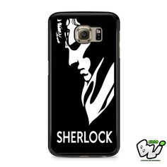 Sherlock Inspired Samsung Galaxy S6 Case