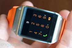 Samsung unveils Galaxy Gear smartwatch with 1.63-inch AMOLED touchscreen, built-in camera, 70 apps