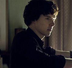 Lost in thought Sherlock Bbc, Sherlock Holmes Benedict Cumberbatch, Benedict Cumberbatch Sherlock, Sherlock Quotes, Martin Freeman, 221b Baker Street, John Watson, Johnlock, Doctor Strange