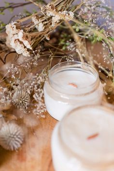 Luxury Soy Wax Candle with Wood Wick Cactus Blossom Scented Candle for Home Living Room Decor, Kitch Wood Wick Candles, Fall Candles, Candle Wax, Soy Wax Candles, Scented Candles, Living Room Candles, Tangerine Essential Oil, Cactus Blossoms, Candle Containers