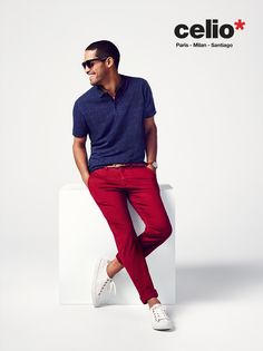 www.celio-chile.cl #outfit #menswear #celiochile Spring Summer 2015, Cl, Acting, Menswear, Suits, Fashion, Stuff Stuff, Spring Summer, Canadian Horse