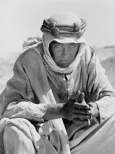 Peter O'Toole (Lawrence of Arabia)