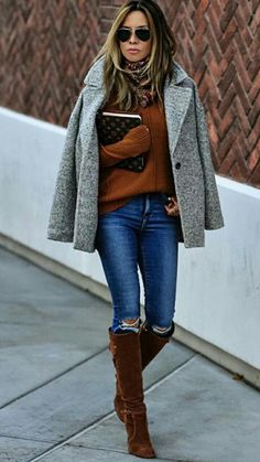 5335d3eebdc Here some of the best outfits you can copy for this fall