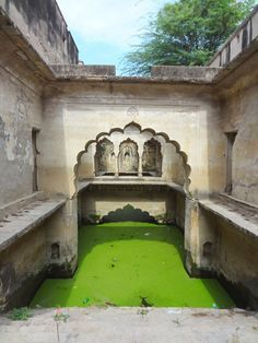 """Thirty years ago on my first of many visits to India, I saw a form of architecture entirely unknown to me. Called a """"stepwell"""" (but known throughout India by many other names including """"vav"""" and """"baoli""""). I was stunned after peering over a low stone wall to find the ground disappear beneath me."""