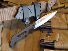 Outland Equipment Kryptos K2 with Sheath Outland Equipment Knives & Tools - 1