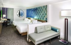 Guest Room – The Linq Hotel and Casino