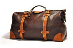 First & Company - Voyager Collection: Weekend Discovery Duffel - First And Company Check out the trendy duffel bags Messenger Bag Men, Leather Bags Handmade, Tote Bag, Duffel Bags, Leather Accessories, Luggage Bags, Leather Men, Mens Fashion, Backpacker