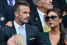 """FOOTBALL -  Pour Ferguson, Beckham avait """"perdu sa concentration"""" après son mariage - http://lefootball.fr/pour-ferguson-beckham-avait-perdu-sa-concentration-apres-son-mariage/"""