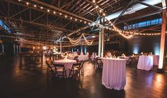 Planner: Angela Proffitt Venue: Marathon Music Works, Nashville Photographer: Joe Hendricks Photography
