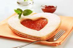Classic Cookie Recipe:  Shortbread Hearts