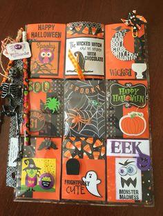 Halloween PockeLetter