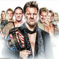 Chris Jericho #wwe