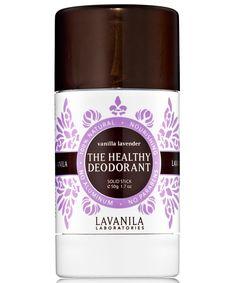 Lavanila Labratories The Healthy Deodorant Solid Stick in Vanilla Lavender