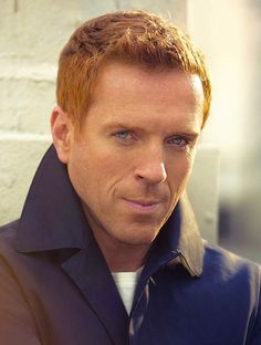 Damian Lewis-love him. He did such an awesome job in Band of Brothers