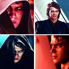""" ""I won't lose you the way I lost my mother. I am becoming more powerful than any Jedi has ever dreamed of, and I'm doing it for you. To protect you."" - anakin skywalker; revenge of the sith """