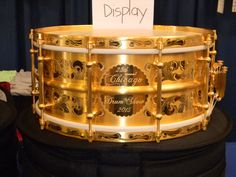 Chicago Drum Show 25th Anniversary snare