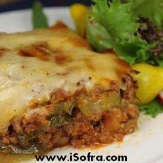 كوسة بالبشاميل أضيفت بواسطة i Sofra - الأطباق الرئيسية   #طبخ #طبخات  #وصفات #طبخي