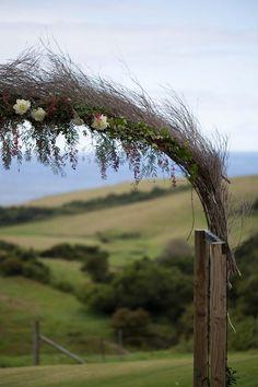 A Relaxed Garden Soiree Wedding In Kiama - Modern Wedding
