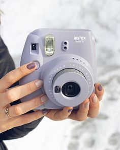 Cute and compact Instax Mini 9 instant photo camera. - Instax Camera - ideas of Instax Camera. Trending Instax Camera for sales. - Cute and compact Instax Mini 9 instant photo camera. Instax Mini Album, Fuji Instax Mini, Fujifilm Instax Mini, Instax Mini Ideas, Polaroid Camera Instax, Fujifilm Instant Camera, Instant Photo Camera, Cute Camera, Compact