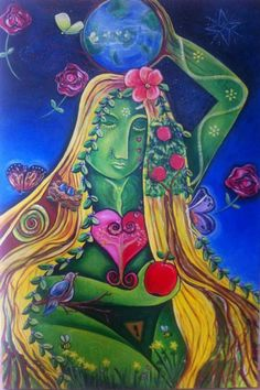 For the Love of Gaia by Jassy Watson