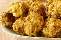 Relish! Recipe // Bacon Cheddar Meatballs