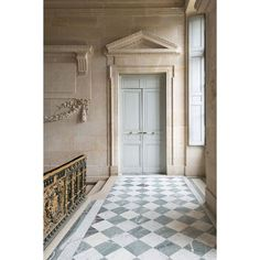 Paris Photography Versailles, Door at Le Petit Trianon, France Travel... ❤ liked on Polyvore featuring home, home decor, parisian home decor, paris home decor, trianon, paris france home decor and french home decor