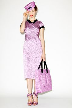 L'Wren Scott Resort 2013 Collection Photos - Vogue