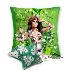 Design Pillow#2 by ilona2010 on Polyvore featuring art