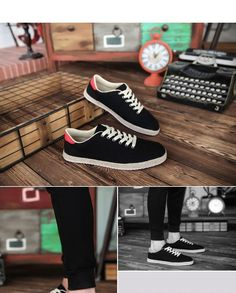 c2e3a9a40f26 Buy Araeo Espadrille Canvas Sneakers at YesStyle.com! Quality products at  remarkable prices.