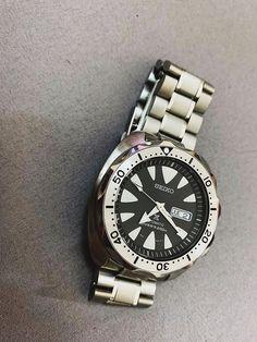 Seiko Diver, Bracelet Watch, Watches, Bracelets, Clocks, Accessories, Wristwatches, Bracelet, Arm Bracelets