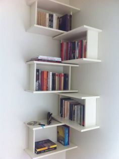 📣 60 Best Of Corner Shelves Ideas 036 Shelves In Bedroom, Home Decor Furniture, Master Bedrooms Decor, Home Room Design, Bookcase Decor, Home, Corner Shelves, Shelves, Corner Decor