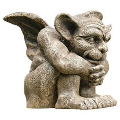 Design Toscano Emmett The Gargoyle Statue