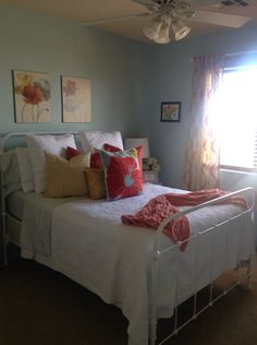 My Dorm Room @ Salisbury University. See More. Guest Room. Paint Is Sherwin  Williams Tidewater. Part 67