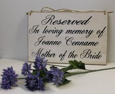 Items similar to Wedding Sign In Loving Memory of Personalized Remembrance loved ones passed Reserved Rustic country Memorial table pictures Country Rustic on Etsy Rustic Wedding Signs, Wedding Table, Wedding Ideas, Handmade Wedding, Personalized Wedding, Country Barn Weddings, Rustic Weddings, So Far Away, Wedding Bands For Him