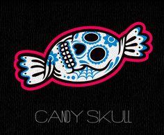 candy skull  | dzeri29