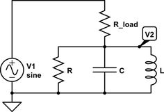 Parallel ‪#‎RLCCircuit‬ is an electrical circuit consisting of a resistor (R), an inductor (L), and a capacitor (C), connected in series or in parallel.It is used to denote the constituent components of this circuit.