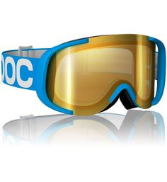 Nothing like POC ski goggles. Great optical clarity, and the Cornea fits smaller faces & noses really well.