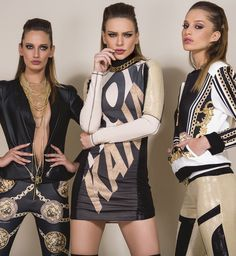 Hip Hop Luxury - Fall Winter 2015 Moikana