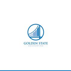 Logo - Golden State Accounting by AdoCub