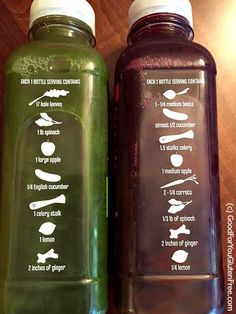Trader Joe's Juices - Cold Pressed, Gluten-Free and Delicious! - Food and loveliness - Juice Detox Diet Drinks, Juice Cleanse Recipes, Detox Juice Cleanse, Healthy Juice Recipes, Juicer Recipes, Healthy Juices, Healthy Drinks, Detox Juices, Smoothie Cleanse