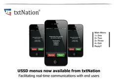 USSD Menus now available from txtNation: http://us1.campaign-archive2.com/?u=c25bcfac09=5efdb24181=