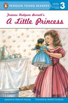 Sara Crew has wonderful toys, pretty dresses, and ever her very own pony! Then everything changes. Sara has to wear rags love in the attic and work for a mean woman… what will happen to Sara?