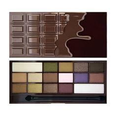 I heart Makeup I ♡ Chocolate